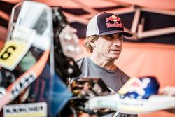 Robby Naish bei Red Bull KTM Factory Racing