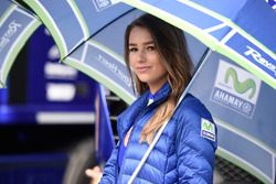 Девушка Yamaha
