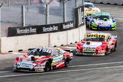 Jose Manuel Urcera, Las Toscas Racing Chevrolet, Juan Manuel Silva, Catalan Magni Motorsport Ford, N