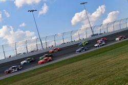 Austin Dillon, Richard Childress Racing Chevrolet, Blake Koch, Kaulig Racing Chevrolet, Justin Allga