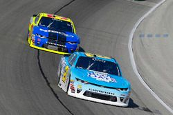 Daniel Hemric, Richard Childress Racing Chevrolet y Brandon Jones, Richard Childress Racing Chevrole