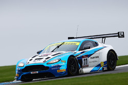 #11 TF Sport Aston Martin Vantage GT3: Mark Farmer, Jon Barnes