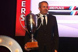 2016 Sprint Cup Pro-AM Cup Drivers, Jean-Luc Beaubelique, 2nd place