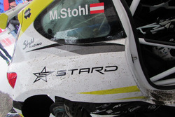 Manfred Stohl, STARD Peugeot