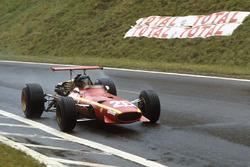 Жаки Икс, Ferrari 312