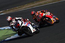 Fernando Alonso, Marc Marquez, Repsol Honda Team
