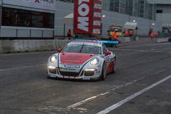 Simone Iaquinta, Ghinzani Arco Motorsport, Porsche 911 GT3 Cup