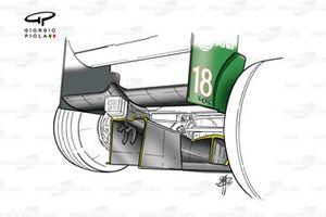 Jaguar R2 diffuser