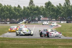 Diego De Carlo, JC Competicion Chevrolet, Esteban Gini, AA Racing Torino, Pedro Gentile, JP Racing C