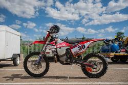 Bike of Stuart Gregory