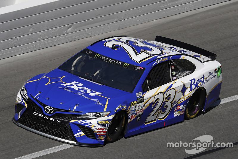 23. Joey Gase, BK Racing, Toyota