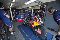 La moto de Nicky Hayden, Honda World Superbike Team