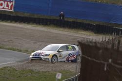 Florian Thoma, Liqui Moly Team Engstler, VW Golf GTI TCR im Kies