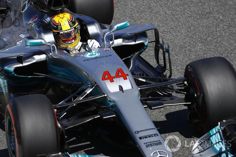 Льюис Хэмилтон, Гран При Италии-2017