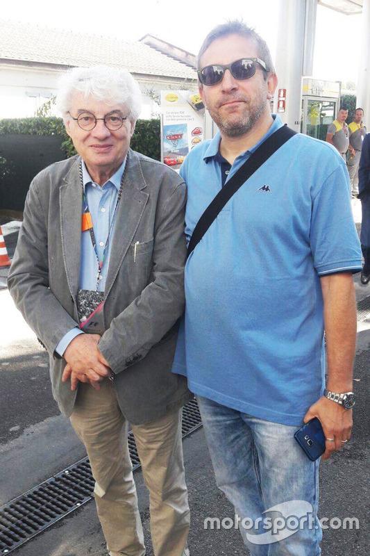 L'architetto svizzero Mario Botta