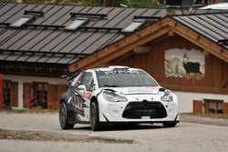 Eddie Sciessere, Flavio Zanella, Citroen DS3 WRC, Dmax Swiss