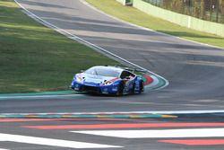 Lamborghini Huracan-S.GTCup #12 Ombra Racing: Beretta - Frassineti