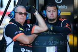 Matt Tifft, Crewmitglied, Joe Gibbs Racing Toyota