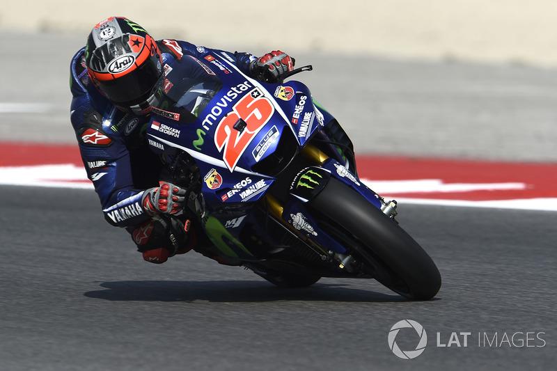 Maverick Viñales - 8 victorias y 18 podios