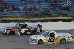 Christopher Bell, Kyle Busch Motorsports Toyota, Mike Senica, Chevrolet Silverado