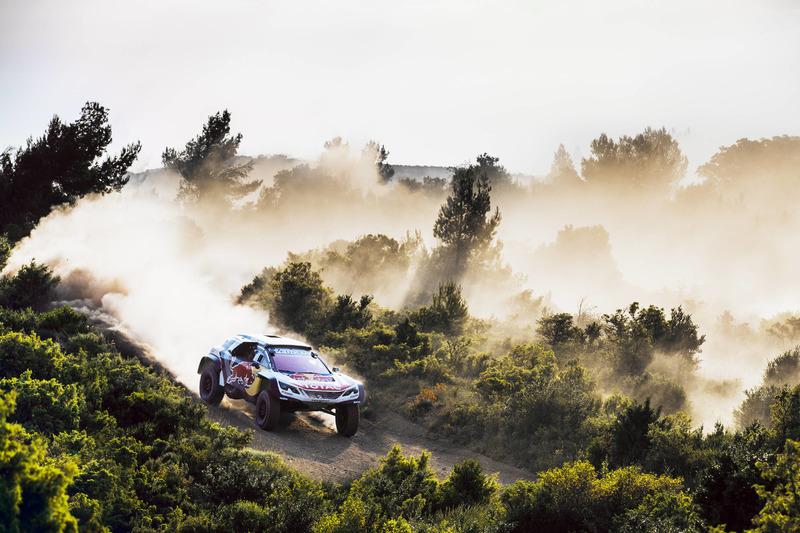 Сириль Депре, Peugeot 3008 DKR Maxi, Peugeot Sport