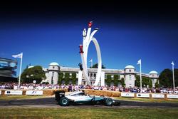 Nico Rosberg, Mercedes F1 W05