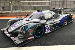 #20 Craft Bamboo Racing Ligier JS P3: Alex Tagliani, Greg Taylor