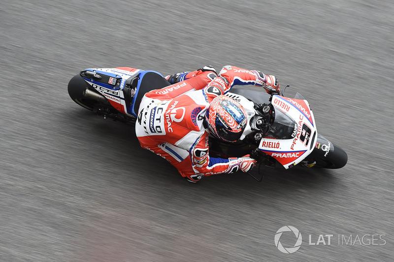 16. Danilo Petrucci, Pramac Racing