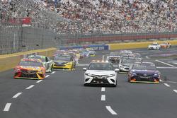 Toyota Tempo Aracı ve Denny Hamlin, Joe Gibbs Racing Toyota Matt Kenseth, Joe Gibbs Racing Toyota