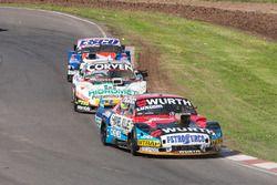Juan Martin Trucco, JMT Motorsport Dodge, Juan Marcos Angelini, UR Racing Dodge, Jose Savino, Savino Sport Ford