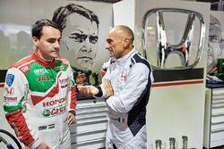 Gabriele Tarquini, Honda Racing Team JAS, Honda Civic WTCC, Norbert Michelisz, Honda Racing Team JAS