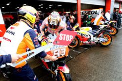 Пит-стоп: Марк Маркес, Repsol Honda Team