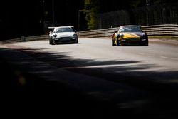 Cenk Ceyişakar, Porsche 911 GT3, DVB Racing