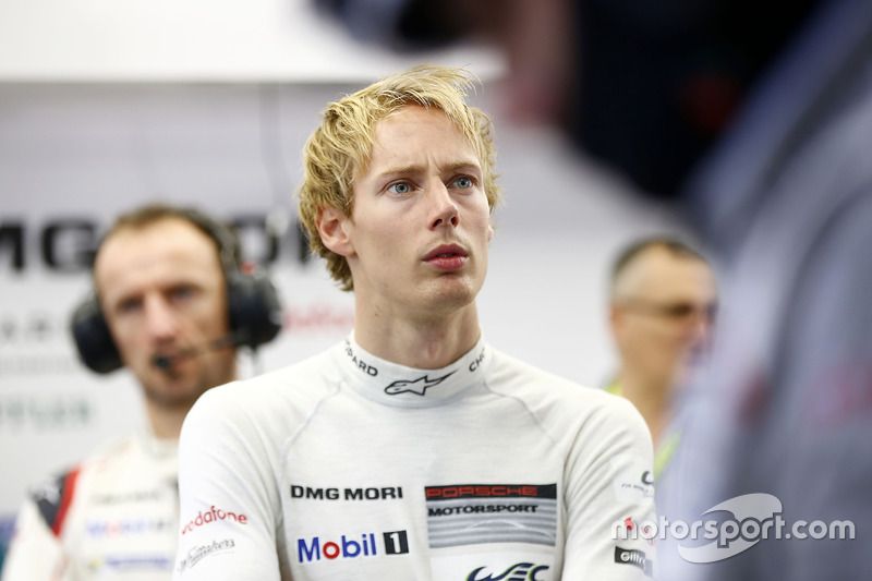 2 - Brendon Hartley