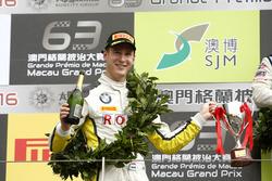 Podium GT-Cup: Nicky Catsburg, Rowe Racing BMW M6 GT3