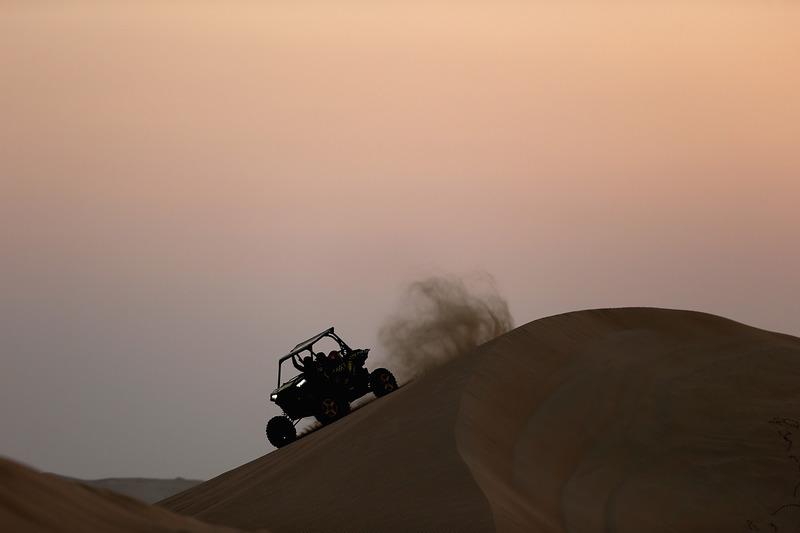 Atmosphère du Red Bull Racing Sunset Sands