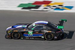 #75 SunEnergy1 Racing Mercedes AMG GT3: Boris Said, Tristan Vautier, Kenny Habul