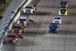 Jet-dryers during pace laps