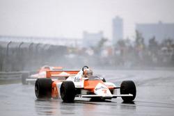 John Watson, McLaren MP4/1, Mario Andretti, Alfa Romeo 179C