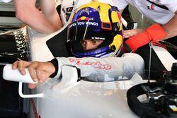 Patrick Friesacher, experiencia F1 Coche de 2 plazas