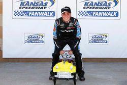 Polesitter Christopher Bell, Kyle Busch Motorsports Toyota