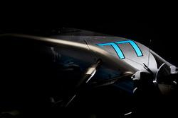 El morro del Valtteri Bottas, Mercedes AMG F1 W08