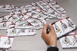 Autogrammkarten: Toyota Gazoo Racing