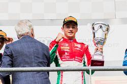 Il vincitore della gara Charles Leclerc, PREMA Powerteam