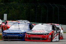 Elliott Sadler, JR Motorsports Chevrolet, Ben Kennedy, GMS Racing Chevrolet