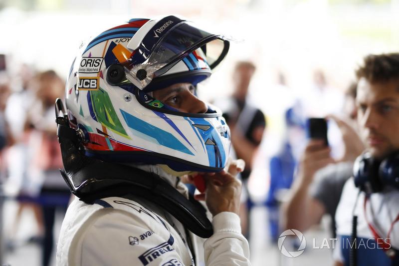 Belçika - Felipe Massa