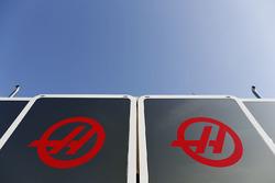 Логотипы Haas F1