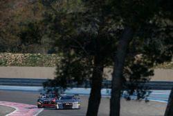 #3 Belgian Audi Club Team WRT, Audi R8 LMS: Josh Caygill, Jon Venter, Niki Mayr-Melnhof; #84 Mercede