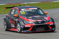 Douglas Khoo Kok Hui, Viper Niza Racing, SEAT Leon TCR