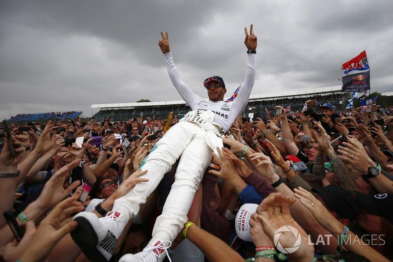 GP de Gran Bretaña 2017